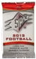 2013 Upper Deck SPx Football Hobby Pack