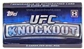 2013 Topps UFC Knockout Hobby Pack (Mini-Box)