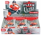 2014/15 Upper Deck Fleer Ultra Hockey Hobby 8-Box Case