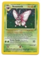 Pokemon Jungle Single Venomoth 8/64 Error - No Set Logo