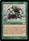 Magic the Gathering Exodus Single Survival of the Fittest - HEAVY PLAY (HP)