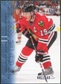 2009/10 Fleer Ultra Ice Medallion #33 Jonathan Toews /100