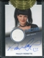 2012 Rittenhouse NCIS Autograph Relics #1 Pauley Perrette issued as 4-box incentive