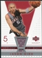 2002/03 Upper Deck UD Glass Get Real Jersey #JKR Jason Kidd
