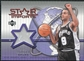 2002/03 Upper Deck Star Imports Jerseys #TPSI Tony Parker SP