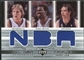 2002/03 Upper Deck Honor Roll Triple Warm-ups #DNMFSN Dirk Nowitzki Michael Finley Steve Nash