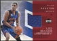2002/03 Upper Deck UD Game Jerseys 1 #AH Allan Houston H