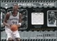 2002/03 Upper Deck Generations Reel Time Jersey #KGJ Kevin Garnett