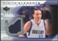2003/04 Upper Deck Finite Elements Jerseys #FJ12 Steve Nash