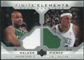 2003/04 Upper Deck Finite Elements Warmups #FE2 Antoine Walker Paul Pierce