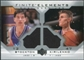 2003/04 Upper Deck Finite Elements Warmups #FE19 John Stockton Andrei Kirilenko