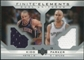 2003/04 Upper Deck Finite Elements Jerseys #FS7 Jason Kidd Tony Parker