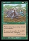 Magic the Gathering Urza's Destiny Single Plow Under Foil