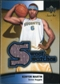 2004/05 Upper Deck Sweet Shot Swatches #KM Kenyon Martin