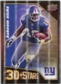 2009 Upper Deck 3D Stars #3D37 Hakeem Nicks