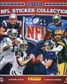 2012 Panini NFL Football Sticker Album - LUCK & WILSON ROOKIES!
