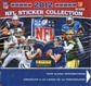 2012 Panini Football Sticker Box - WILSON & LUCK ROOKIES!