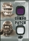 2010 Upper Deck Exquisite Collection Patch Combos #PJ Adrian Peterson Chris Johnson /50