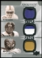 2010 Upper Deck Exquisite Collection Patch Trios #MMB Drew Brees Peyton Manning Eli Manning 16/25