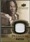 2010 Upper Deck Exquisite Collection Premium Patch #EPPJN Chris Johnson /50