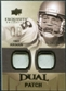 2010 Upper Deck Exquisite Collection Single Player Dual Patch #EDPTA Troy Aikman 24/25