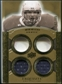 2010 Upper Deck Exquisite Collection Rare Materials #ERMBU Brian Urlacher /60