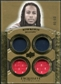 2010 Upper Deck Exquisite Collection Rare Materials #ERMDX Dexter McCluster /60