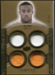 2010 Upper Deck Exquisite Collection Rare Materials #ERMEB Eric Berry 42/60