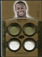 2010 Upper Deck Exquisite Collection Rare Materials #ERMJD Jonathan Dwyer /60