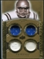 2010 Upper Deck Exquisite Collection Rare Materials #ERMTA Troy Aikman /60