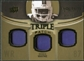 2010 Upper Deck Exquisite Collection Single Player Triple Patch #ETPRW Reggie Wayne /75