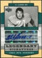 2004 Upper Deck Legends Legendary Signatures #LSAK Alex Karras Autograph
