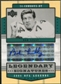 2004 Upper Deck Legends Legendary Signatures #LSBL Bob Lilly Autograph