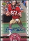 2005 Upper Deck Legends Legendary Signatures #DC Dwight Clark Autograph