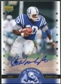 2005 Upper Deck Legends Legendary Signatures #JW Joe Washington Autograph