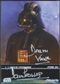 Darth Vader - David Prowse Autographed Star Wars Card (Fan Days III)