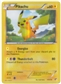Pokemon Black & White Single Pikachu 115/114 - MODERATE PLAY (MP)