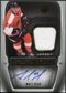 2011/12 Upper Deck SPx #192 Matt Read RC Jersey Autograph /799