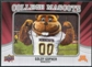 2012 Upper Deck College Mascot Manufactured Patch #CM27 Goldy Gopher B