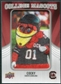 2012 Upper Deck College Mascot Manufactured Patch #CM43 Cocky B
