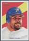 2010 Topps National Chicle #5 Prince Fielder Umbrella Red Back #1/1