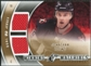 2011/12 Upper Deck SPx Winning Materials #WMJT Jonathan Toews D