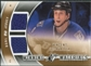 2011/12 Upper Deck SPx Winning Materials #WMVL Vincent Lecavalier E