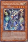 Yu-Gi-Oh Promo Single Thunder King Rai-Oh Secret Rare YG02