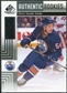 2011/12 Upper Deck SP Game Used #101 Chris Vande Velde RC /699