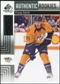 2011/12 Upper Deck SP Game Used #109 Craig Smith /699