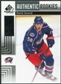 2011/12 Upper Deck SP Game Used #113 David Savard RC /699