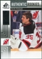 2011/12 Upper Deck SP Game Used #118 Keith Kinkaid /699