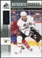 2011/12 Upper Deck SP Game Used #125 Tomas Vincour RC /699