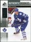 2011/12 Upper Deck SP Game Used #131 Matt Frattin RC /699